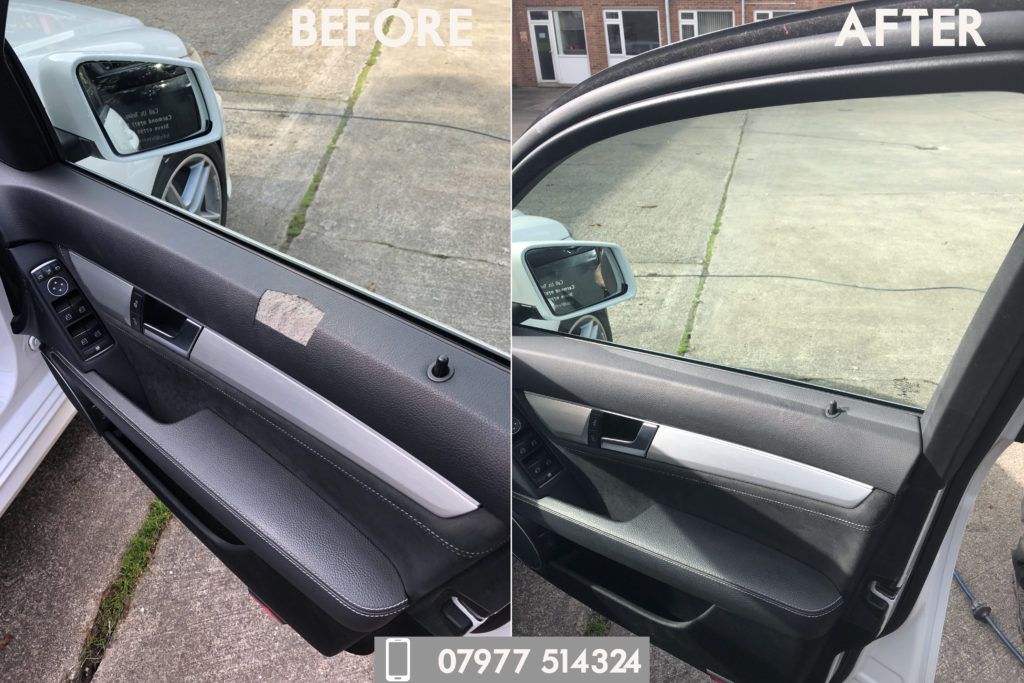 Audi Door trim Damage