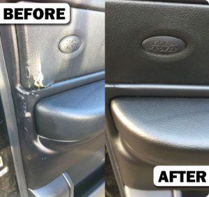 Swansea Car Door Trim Repair