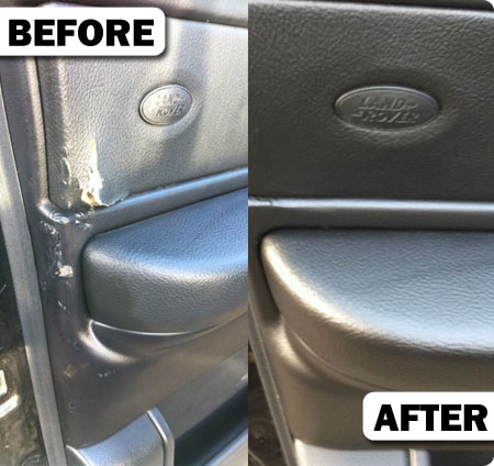 Swansea Car Door Trim Repair